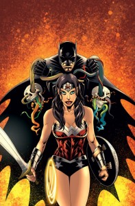 BATMAN AND WONDER WOMAN #30