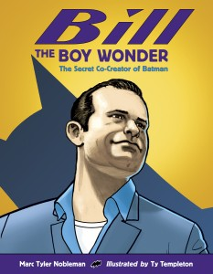Bill the Boy Wonder - cover - LARGE