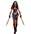 Wonder Woman - Gal Gadot - fanart
