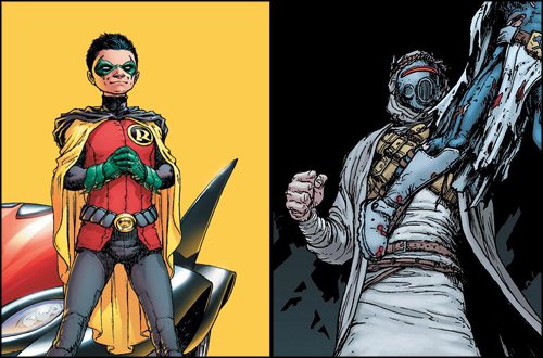 Damian Wayne i Heretic