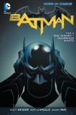 """""""Batman, Tom 4: Rok zerowy - Tajemnicze miasto"""""""