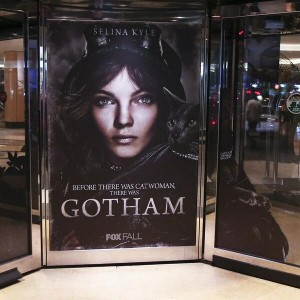 """Gotham"" - Selina Kyle poster"