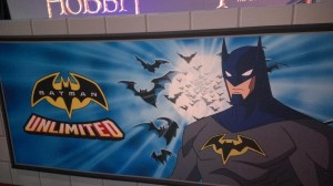 """Batman: Unlimited"""