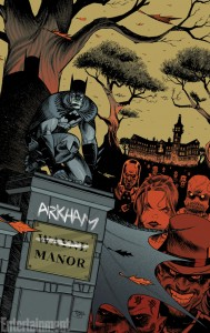 """Arkham Manor #1"""