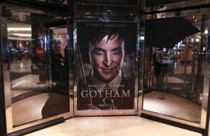 """Gotham"" - Oswald poster"