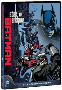 """Batman: Atak na Arkham"""