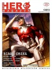 SuperHero Magazyn #1 - okładka