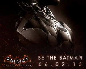 Be the Batman