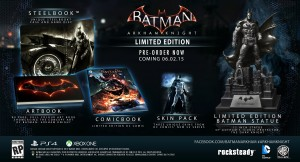 """Batman: Arkham Knight"" Limited Edition"
