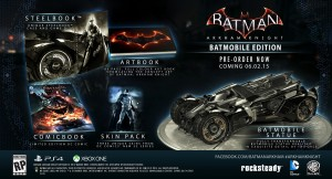 """Batman: Arkham Knight"" Batmobile Edition"