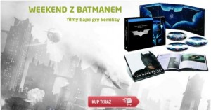 Weekend z Batmanem na IVOO.pl