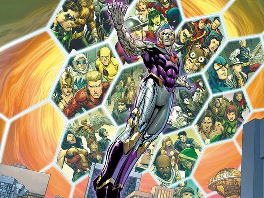 """""""Convergence"""" - DC Comics ujawnia nowe wydarzenie"""