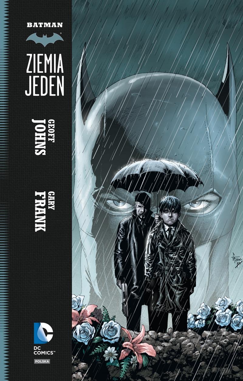 Batman na kwiecień w Polsce od Egmontu