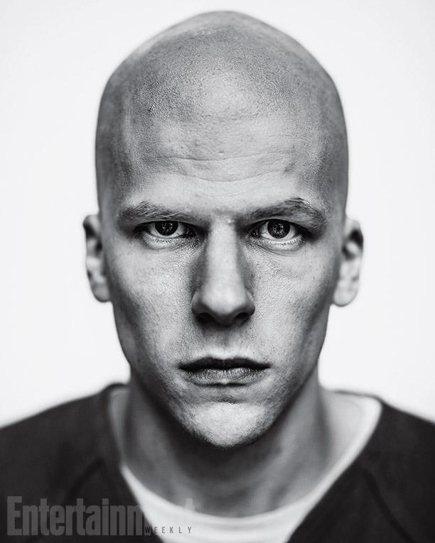"""Tak wyglądać będzie Lex Luthor w """"Batman v Superman: Dawn of Justice""""!"""
