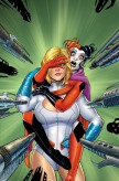 HARLEY QUINN AND POWER GIRL #2