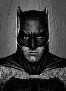 Ben Affleck jako Batmana