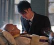 "Oswald Cobblepot i Carmine Falcone w ""Gotham"""
