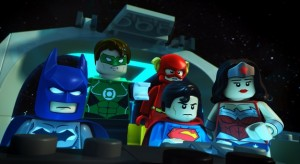 """LEGO Justice League: Attack of the Legion of Doom"""