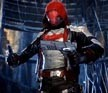 "Red Hood w ""Batman: Arkham Knight"""