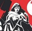 """""""Batman v Superman: Dawn of Justice"""" promo art"""