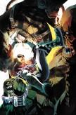 BATMAN: ARKHAM KNIGHT – ROBIN SPECIAL #1