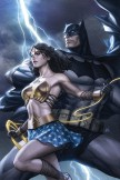 "ARTGERM ""Dark Knight III: The Master Race #1"""