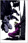"KELLEY JONES ""Dark Knight III: The Master Race #1"""