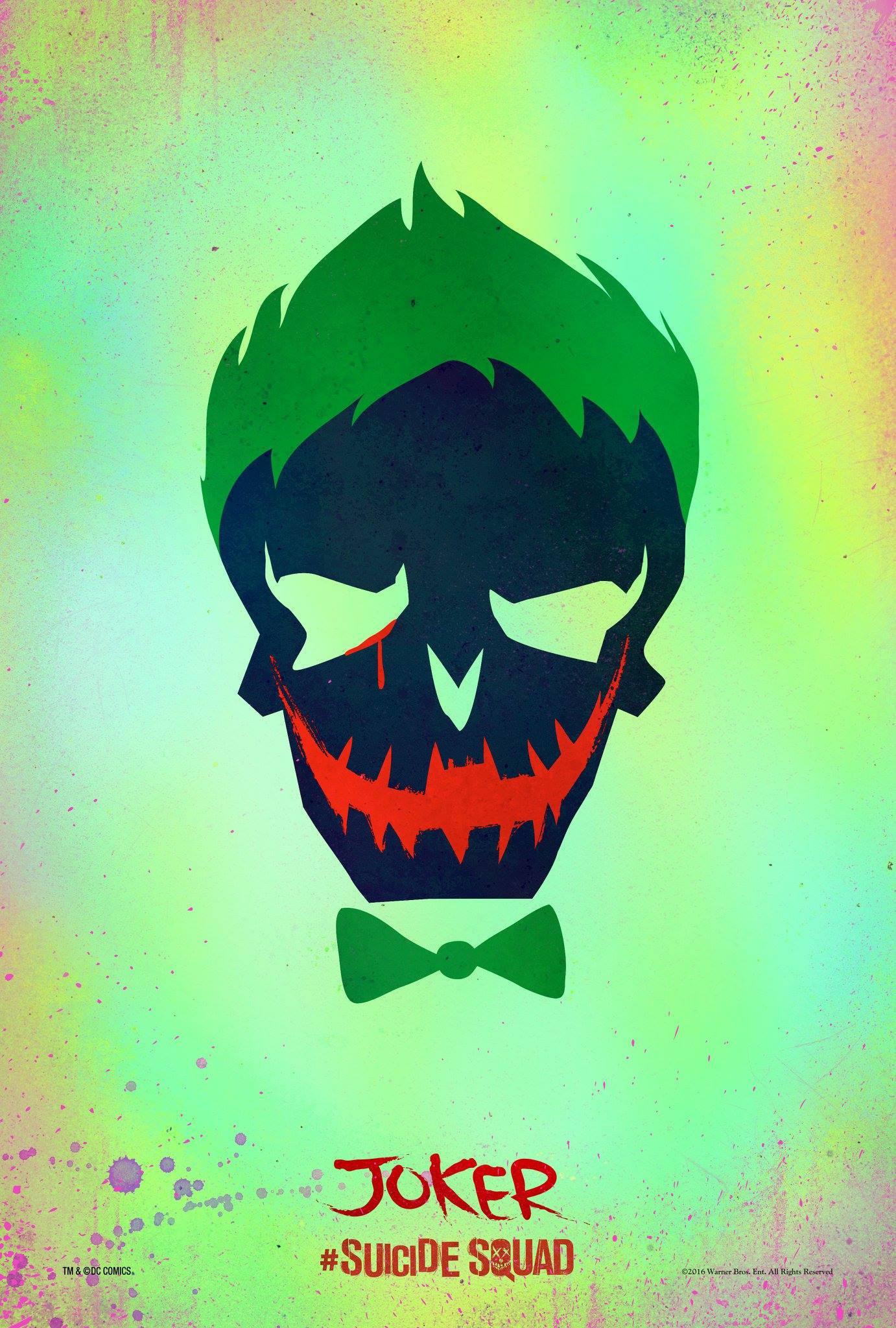 Suicide Squad Plakaty Batcave