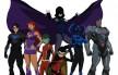 """""""Justice League vs. Teen Titans"""""""