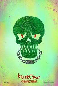KillerCrocPoster