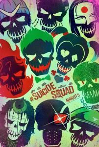 """""""Suicide Squad"""" - plakat"""