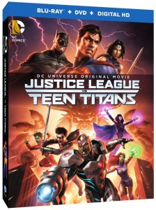 """Justice League vs. Teen Titans"""