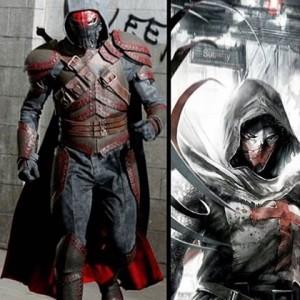 """Azrael w """"Gotham"""""""