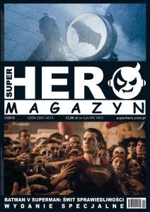 SuperHero Magazyn