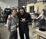 Zack Snyder i Jason Mamoa