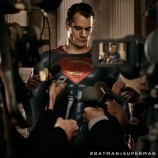 "Superman w ""Batman v Superman: Dawn of Justice"""