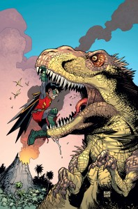 ROBIN: SON OF BATMAN #12