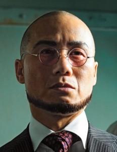 BD Wong jako Hugo Strange