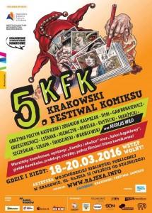 V Krakowski Festiwal Komiksu