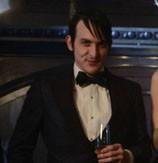 """Pingwin w """"Gotham"""""""