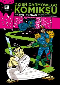 Dzień Darmowego Komiksu 2016