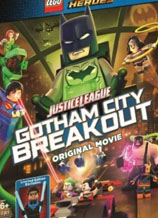 """LEGO DC Comics Superheroes: Justice League: Gotham City Breakout"""