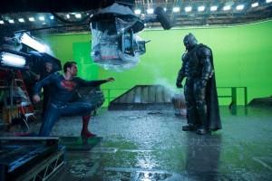 "z planu ""Batman v Superman: Dawn of Justice"""