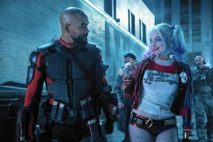 "Deadshot i Harley w ""Suicide Squad"""