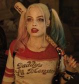 "Harley Quinn w ""Suicide Squad"""