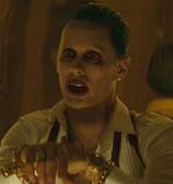 "Joker w ""Suicide Squad"""