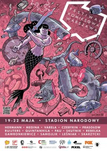 Komiksowa Warszawa