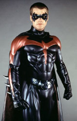 Chris O'Donnell jako Robin