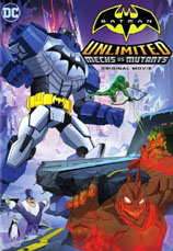 """Batman Unlimited: Mechs vs. Mutants"""