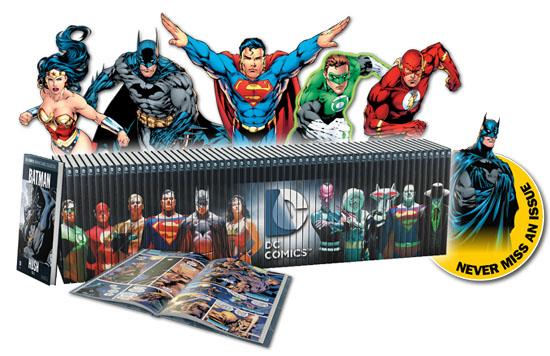 Wielka Kolekcja Komiksów DC Comics przedłużona o 20 nowych tomów